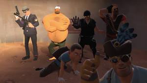 LEtheCreator's Gmod gang