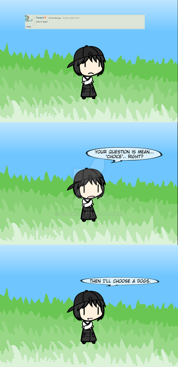(walfas) Q and A ask me! 1 by Godeung