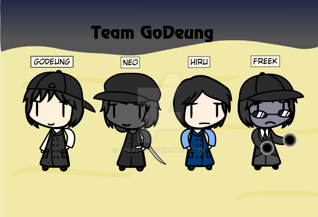 (walfas) GoDeung team! by Godeung