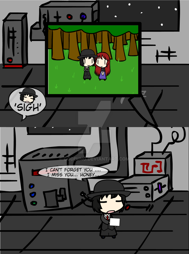 (walfas) Reyber's Depression by Godeung