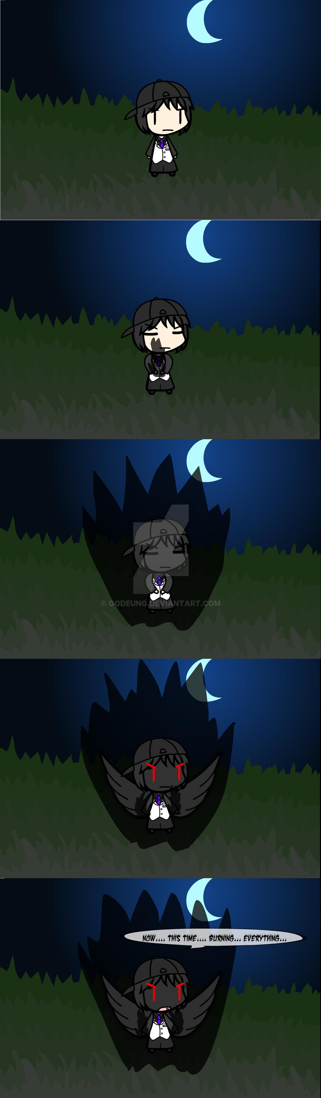 (walfas) Dark Nests Godeung by Godeung