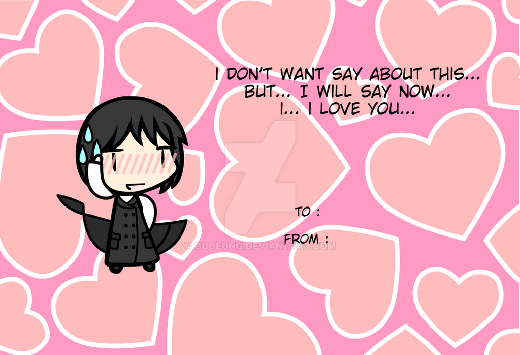 (walfas) Happy Valentines day by Godeung
