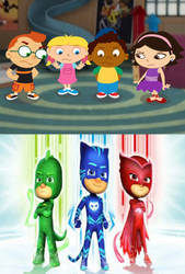 Little Einsteins Deviantart Gallery