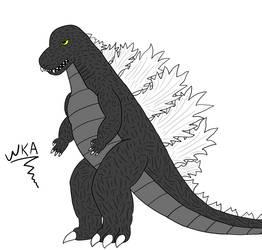 Godzilla redo