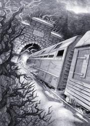 Train by LenkaSimeckova
