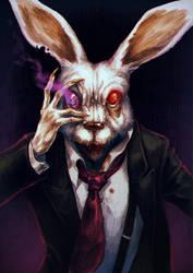 Bunny Bunny by LenkaSimeckova
