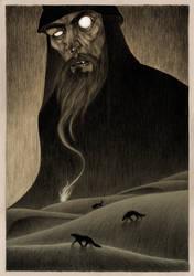 Jackals and Arabs 1/4 by LenkaSimeckova
