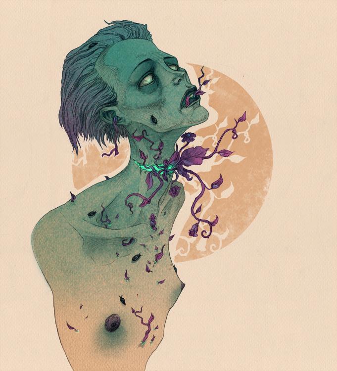 Metamorphosis by MadLittleClown