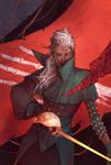 The Steel Prince cover by LenkaSimeckova