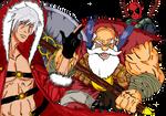 Marvel VS Capcom - Let's save fucking Christmas by Snakethoot