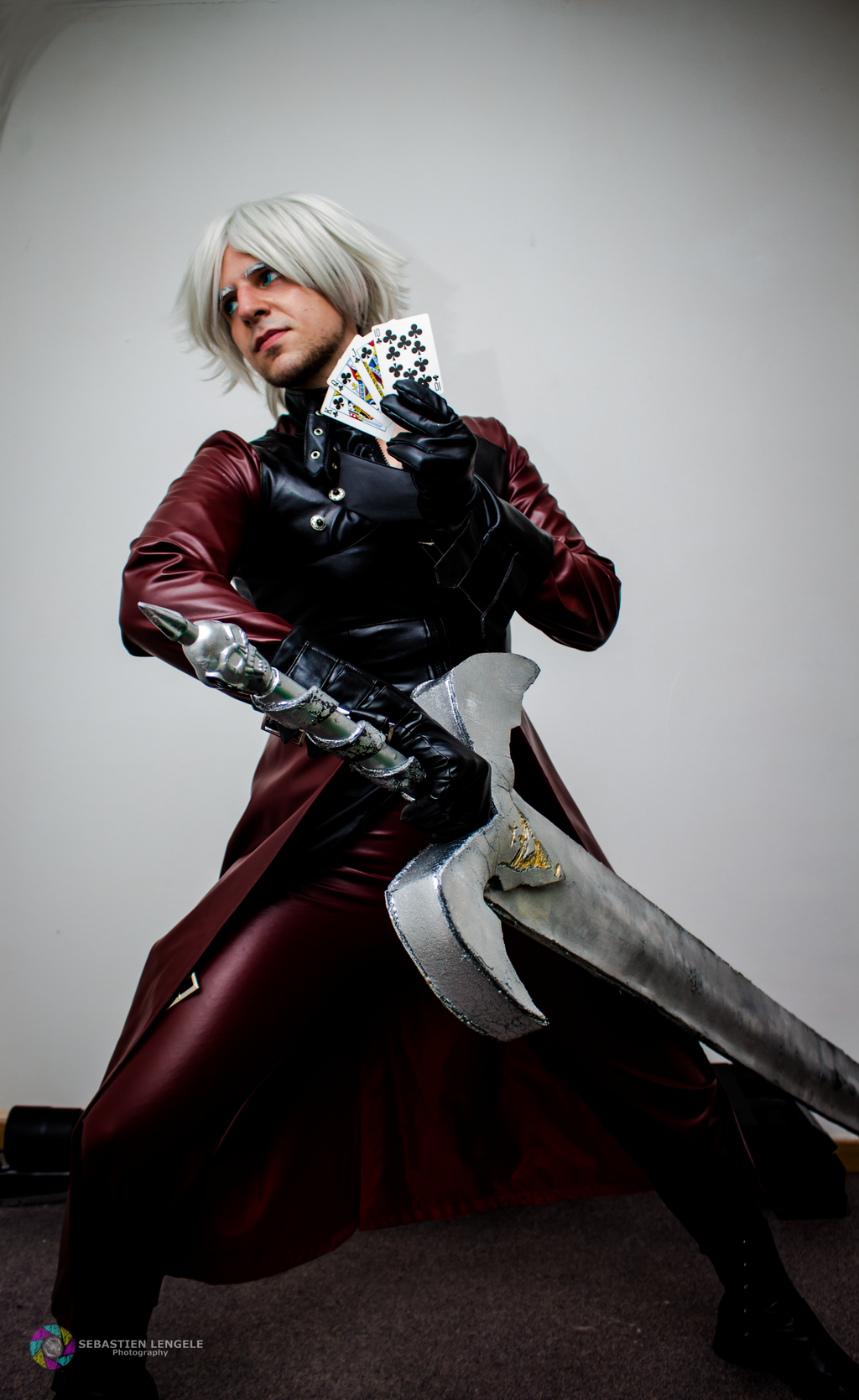 Dante - Upper Hand by Snakethoot