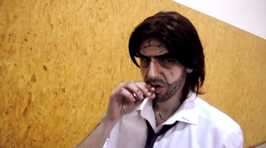 Bigby Wolf Cosplay - Huff n' Puffs by Snakethoot