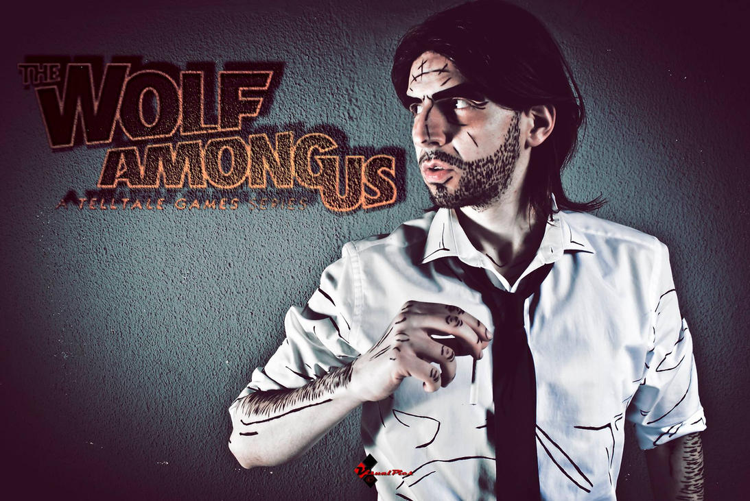 The Wolf Among Us - Bigby Wolf Cosplay by Snakethoot