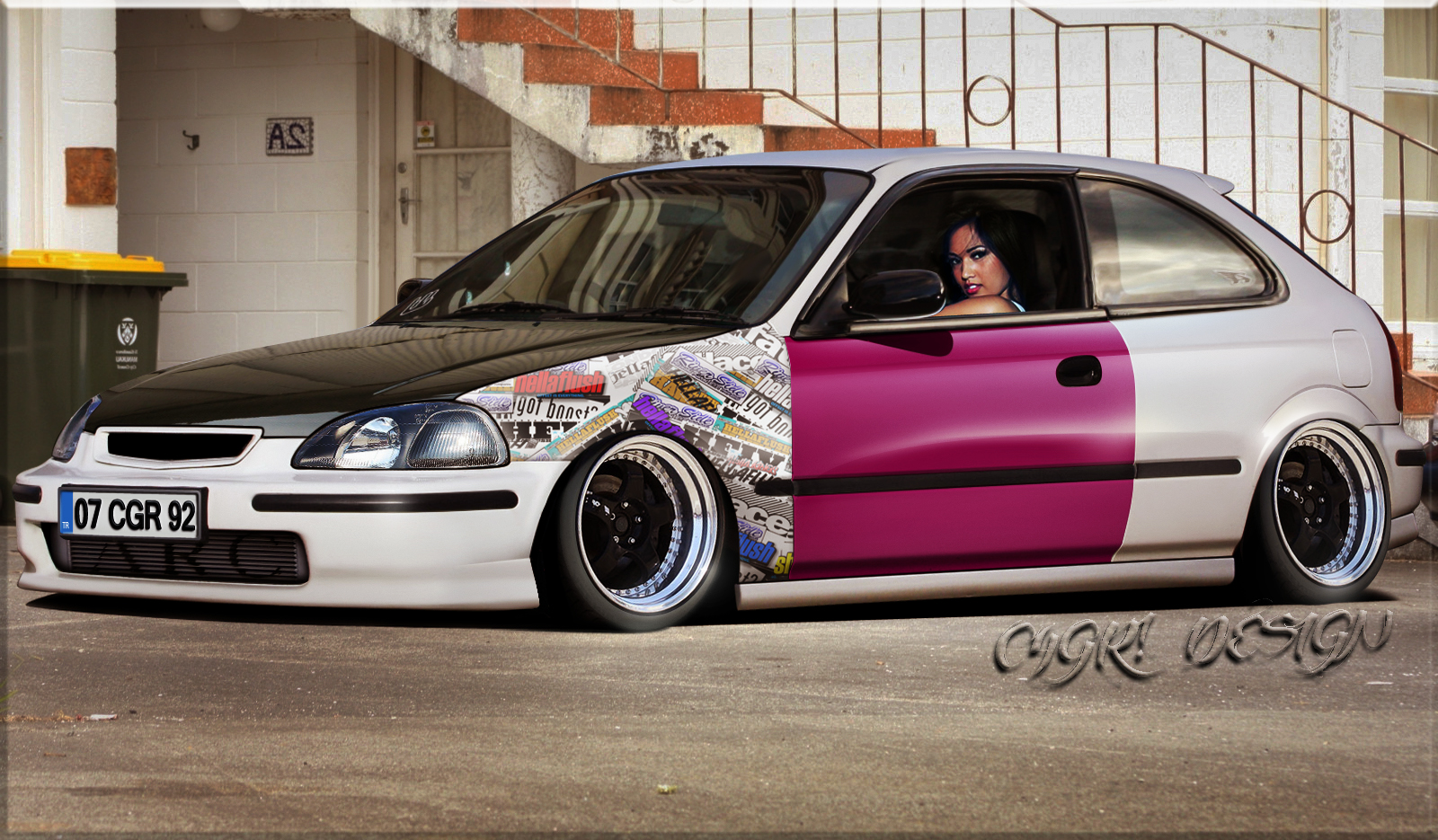 hellaflush wallpaper car - photo #9