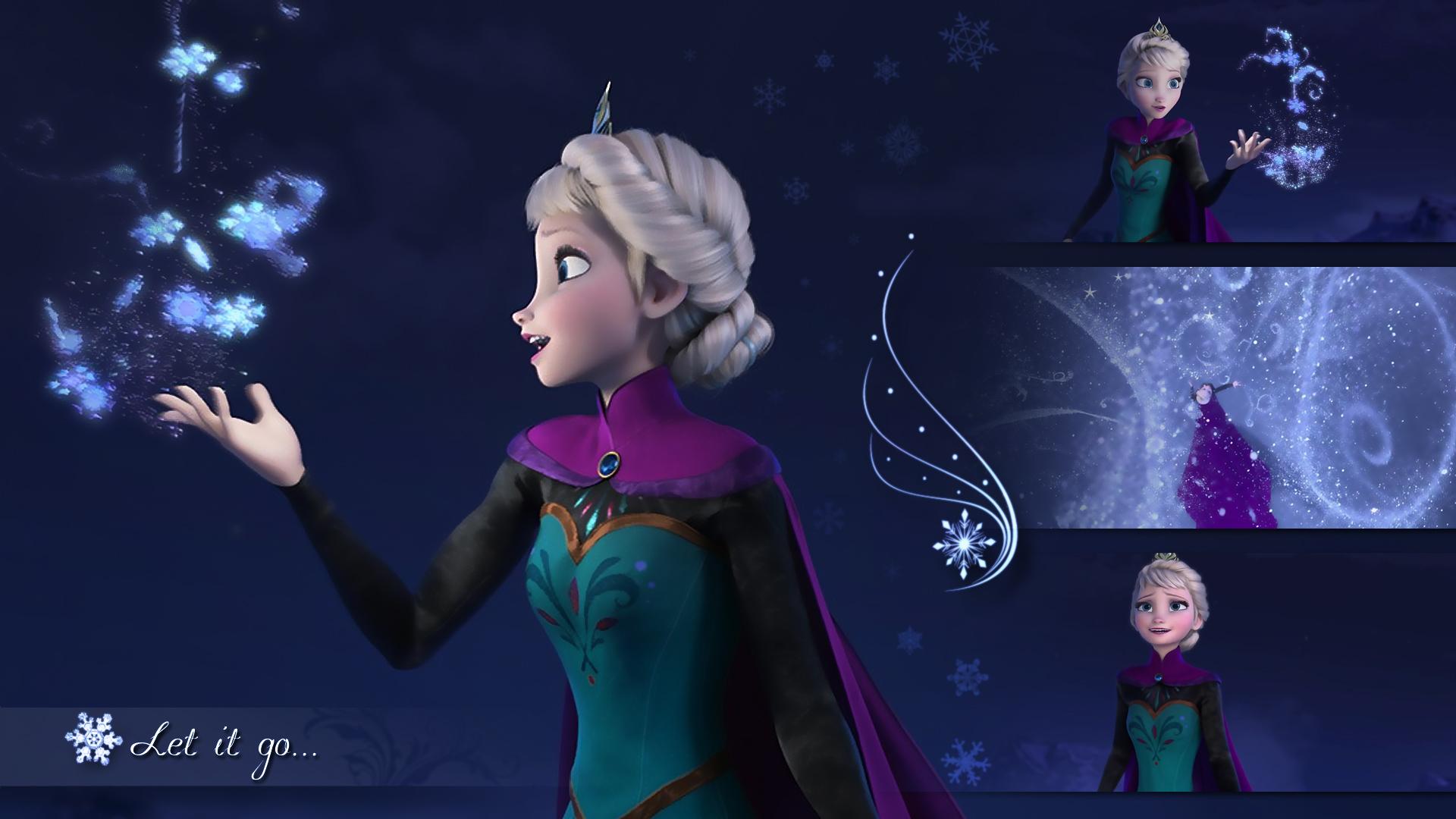 Elsa frozen wallpaper by bushmaid on deviantart bushmaid elsa frozen wallpaper by bushmaid voltagebd Gallery