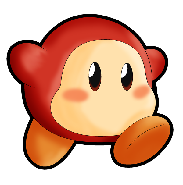 Top 5 Favorite Video Game Characters - Page 2 WADDLE_DEE__by_sonictheunknown