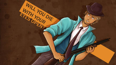 Vocaloid - Will You Die With Your Eyes Open?