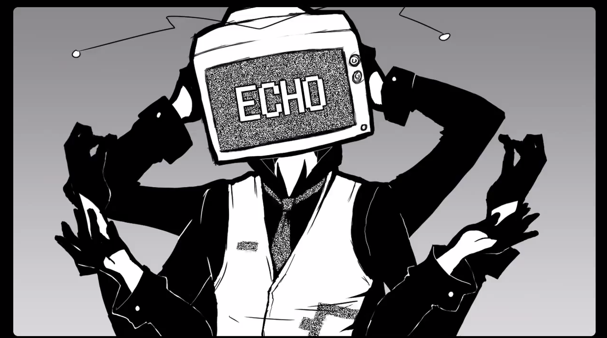 ECHO - Kumone Keishi English by sonictheunknown