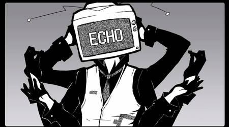 ECHO - Kumone Keishi English