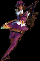 Jaku is purple
