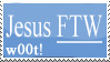 Jesus FTW by Vanhelsing1117