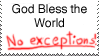 God Bless the World... by Vanhelsing1117