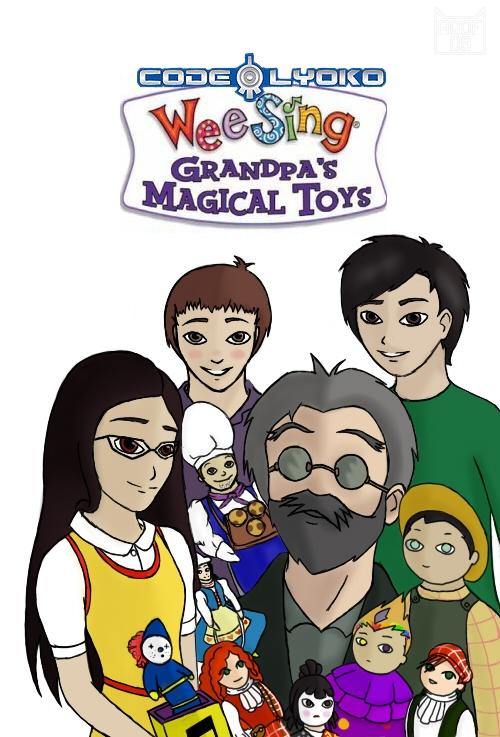 Grampa S Magical Toys 7