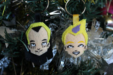 CodeSS 2017: Keychains by A-queenoffairys