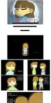Regret - Page 3 (Undertale comic)