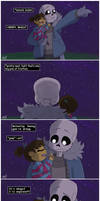 Young Bright Mind (Undertale comic)