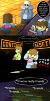 Regret - Page 8 (Undertale comic)
