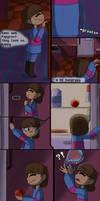 Regret - Page 10 (Undertale comic)