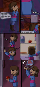 Regret - Page 10 (Undertale comic)
