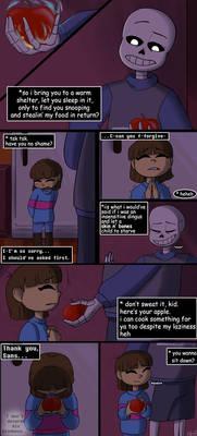 Regret - Page 11 (Undertale comic)