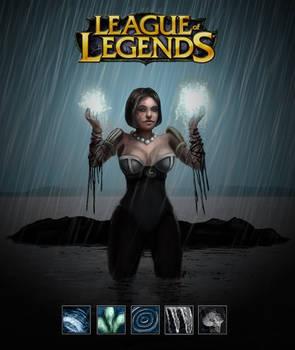 Leelya The Scarred Temptress