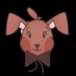 Red Rabbit by Rrabbix