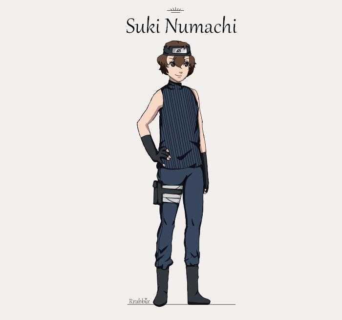 Suki Numachi - Character Info by Rrabbix