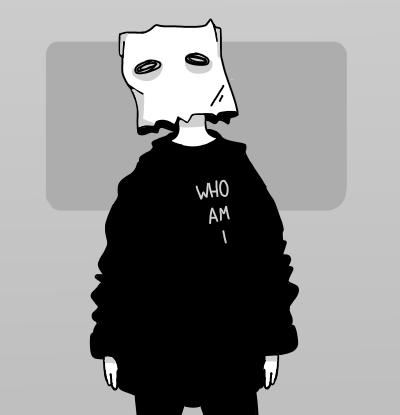 Who Am I by Rrabbix