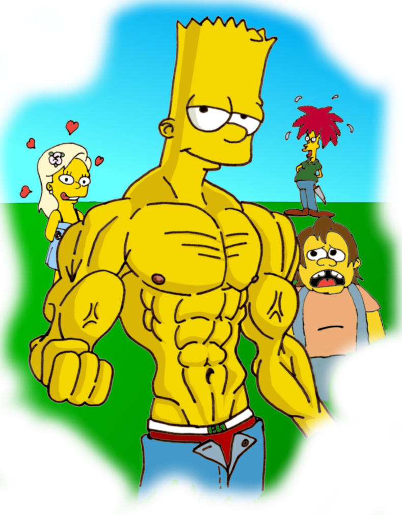 buff Bart by CuttyBay