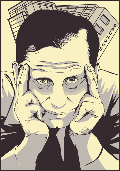 Walter Gropius by MattVTwelveWalter Gropius Art
