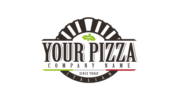 YOUR PIZZA LOGO by MattVTwelve on DeviantArt