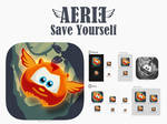 AERIE Save Yourself iOS Game