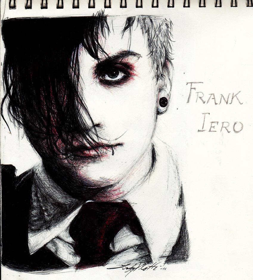 Frank Iero Wallpaper: Frank Iero By MoonSStorm On DeviantArt