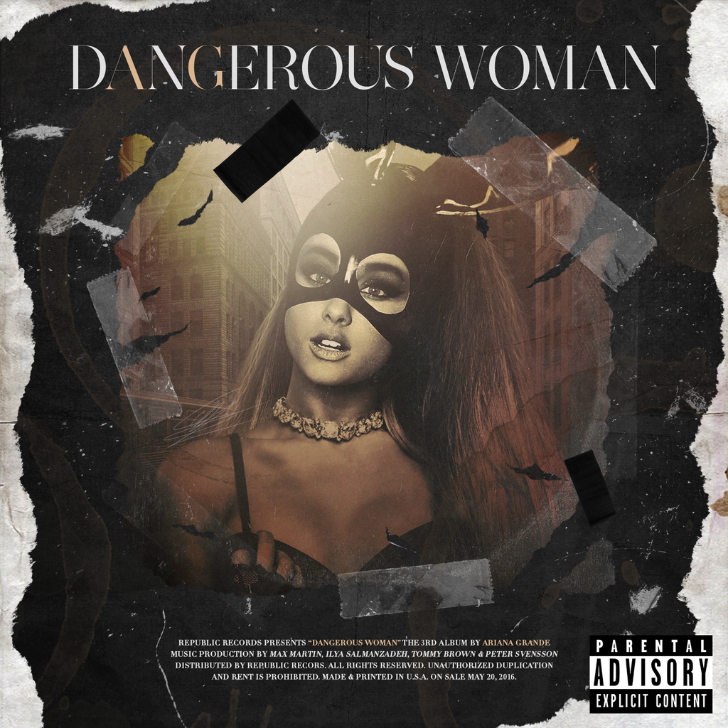 Wallpaper Ariana Grande Dangerous Woman Tour