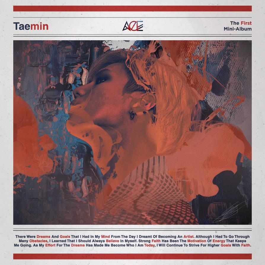 Taemin - Ace by GOLDENDesignCover on DeviantArt