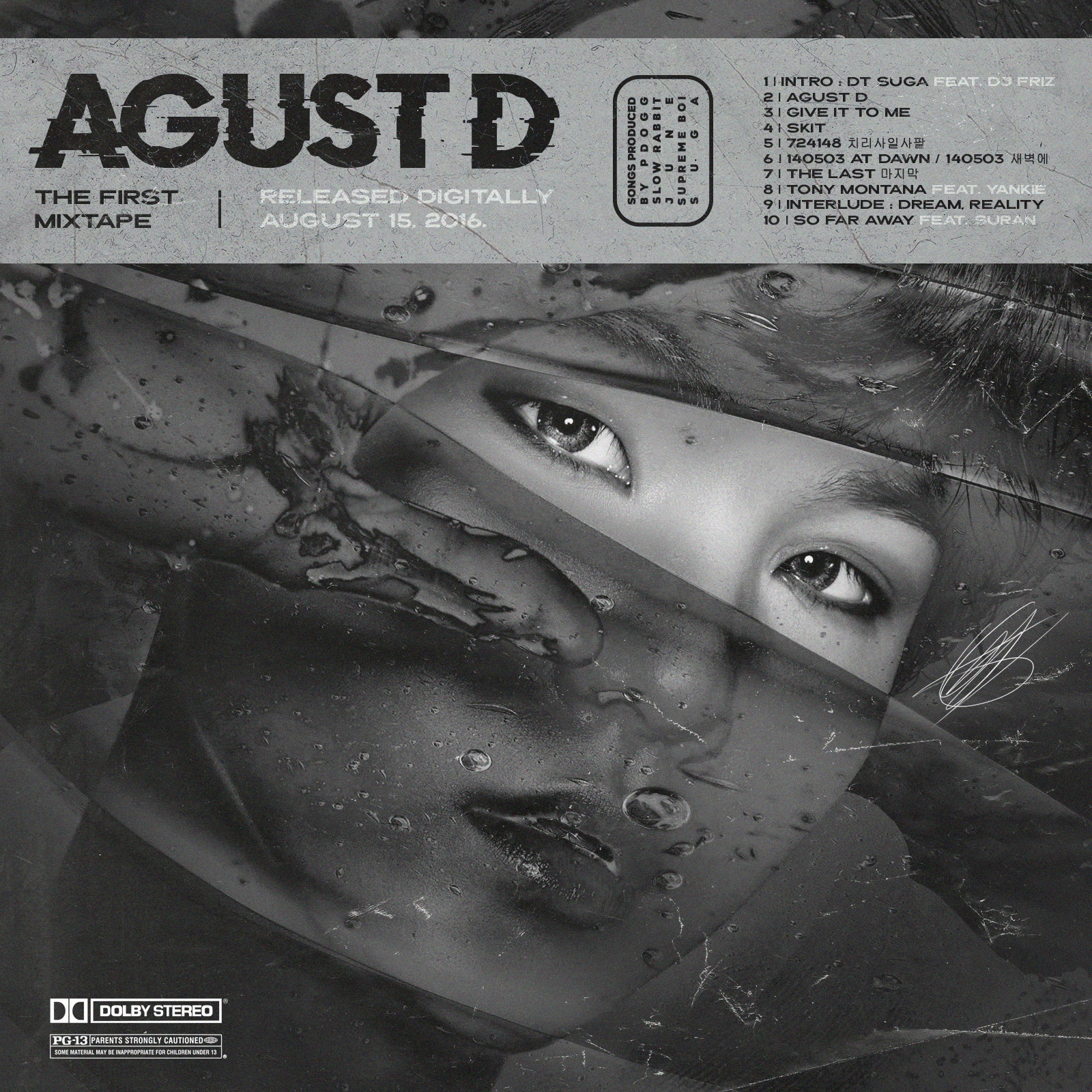Suga Agust D By Goldendesigncover On Deviantart