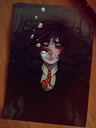 #3: Hermione - no need to save me