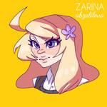 Rizaria by ZARINAABZALILOVA