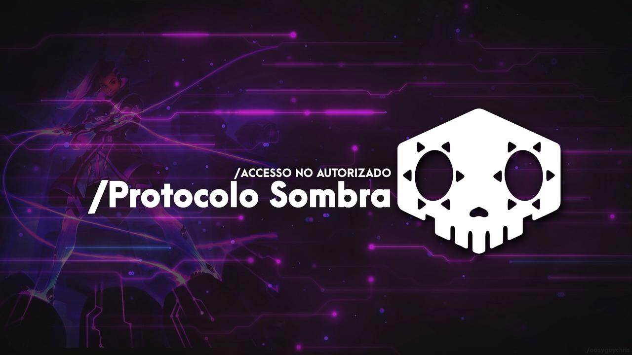 /Protocolo Sombra (wallpaper (4k)) by EasyGuyChris
