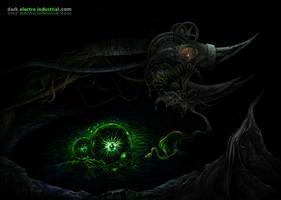 dark electro industrial by KseniyaLvova